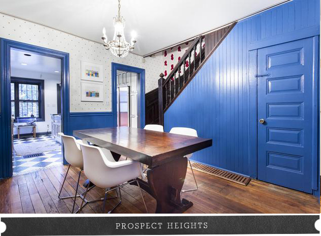 vacation home New York City Prospect Heights