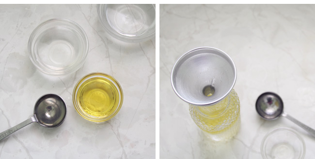 DIY Skincare- all natural eye makeup remover recipe