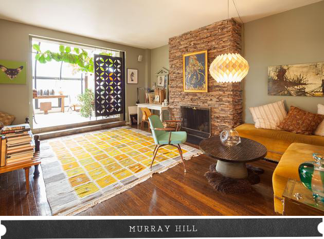 vacation home New York City Murray Hill