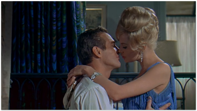 A New Kind of Love 1963 - starring Paul Newman and Joanne Woodward
