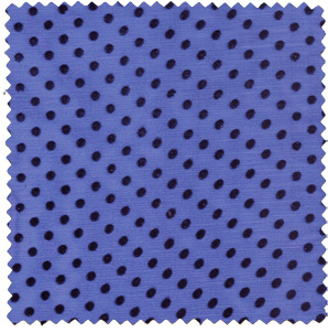 sheer polka dot organza fabric