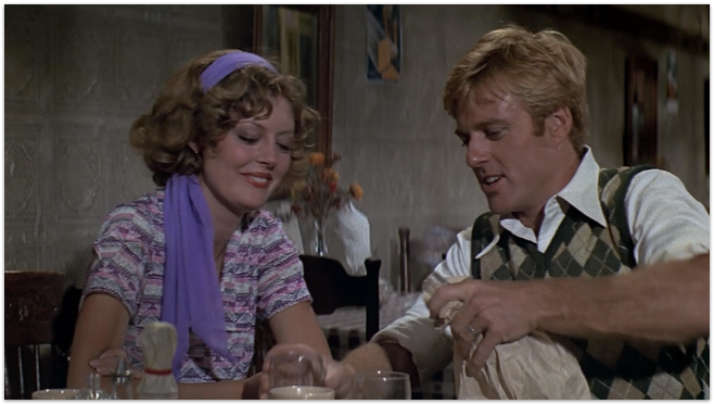 The Great Waldo Pepper 1975 Susan Sarandon Robert Redford