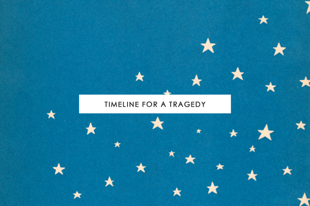 Timeline for a Tragedy