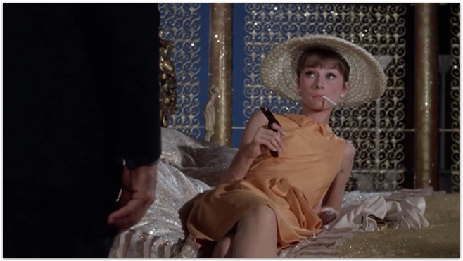 Paris When it Sizzles- Audrey Hepburn in Givenchy