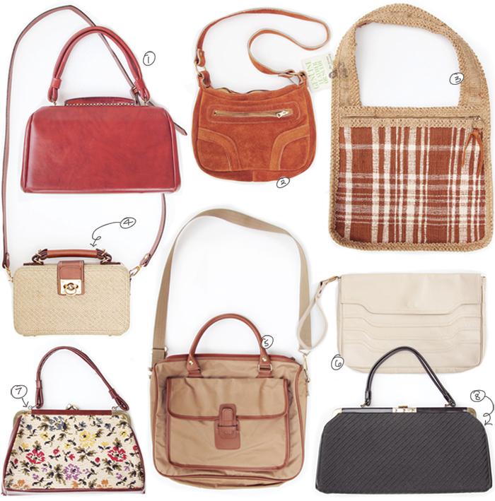 vintage purses on etsy