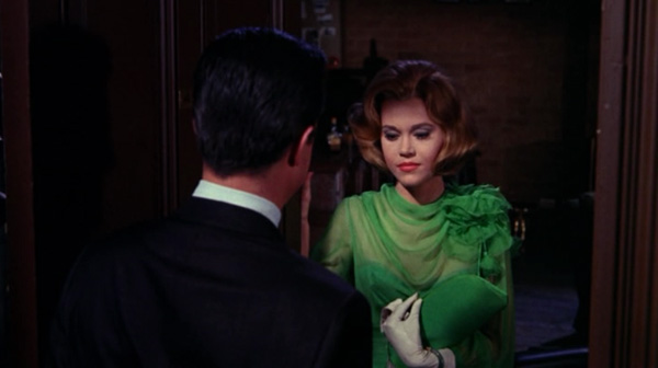 Sunday in New York- starring Jane Fonda and Rod Taylor