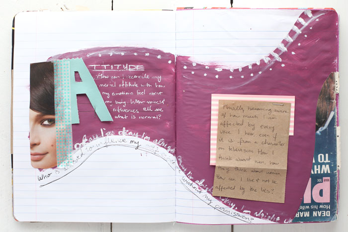 Art Journal Scrapbook
