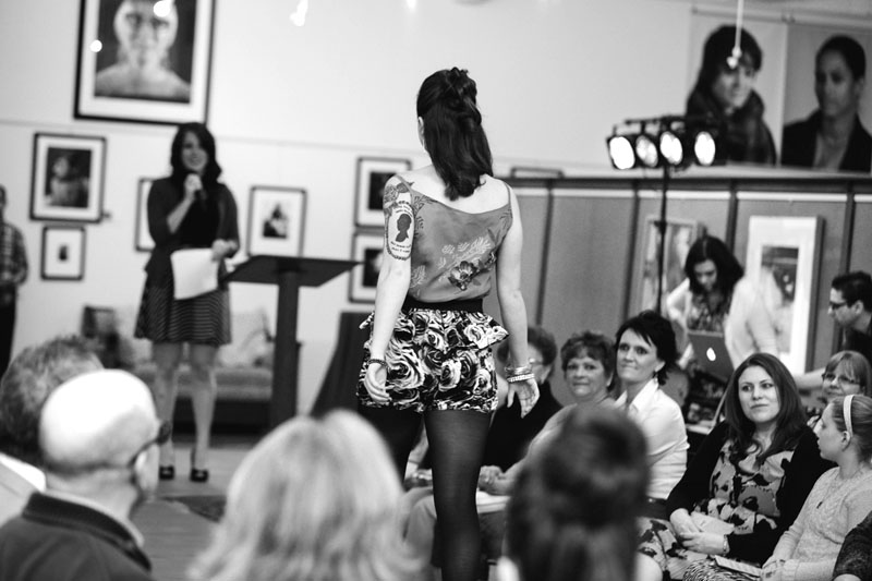 Canton's Wear & Share fashion show- photos by Mallory + Justin