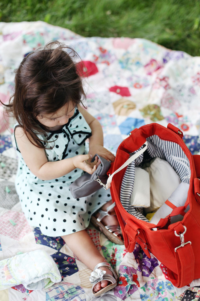 Making Nice in the Midwest Diaper Bag Giveaway