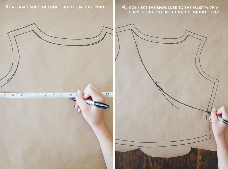 Sew Your Own Custom Back-Wrap Top - Making Nice in the Midwest