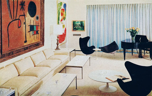 Late Fifties' Homes on Making Nice in the Midwest