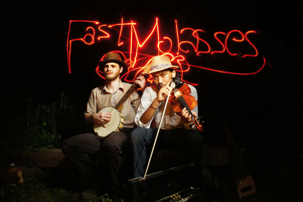 Fast Molasses - music from the Rust Belt