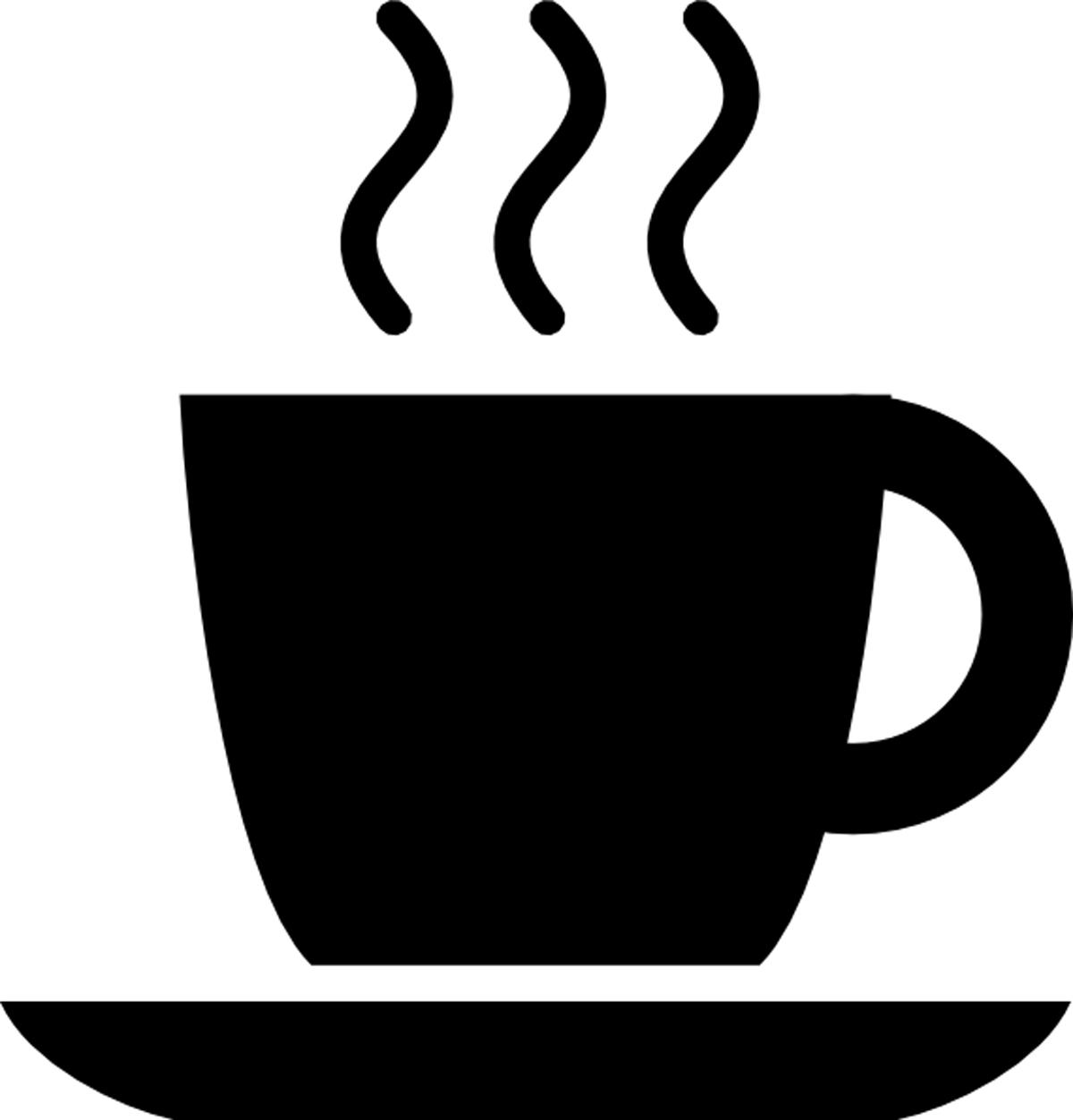 diy light up caf u00e9 sign a beautiful mess Steaming Coffee Cup Clip Art Steaming Coffee Cup Clip Art