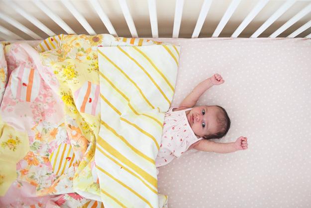 DIY Baby Linens