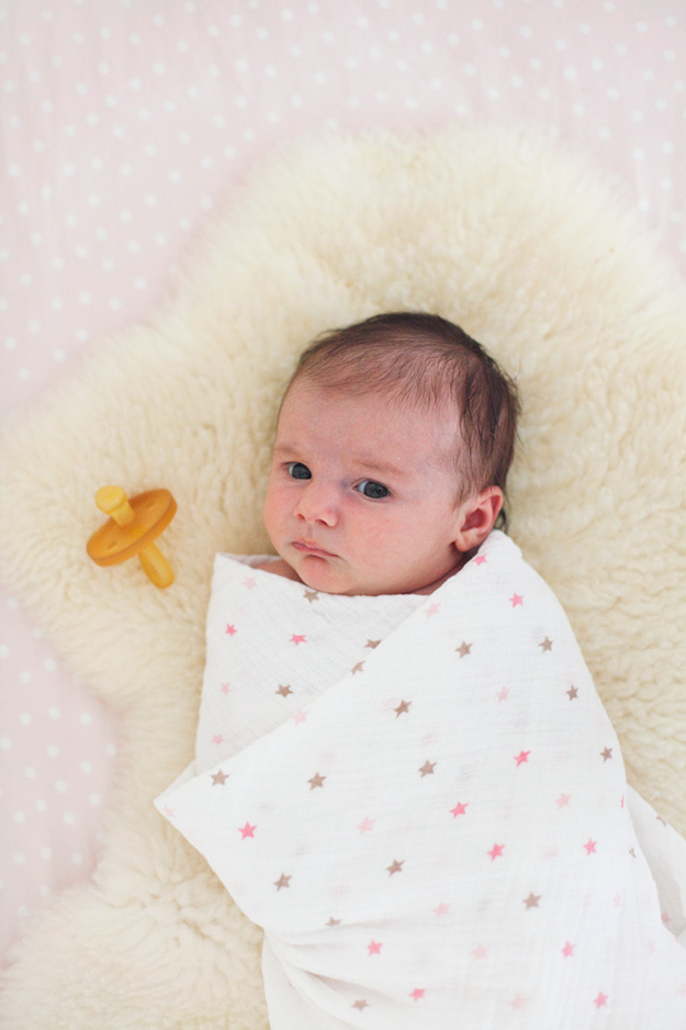 Multi-Use Baby Swaddle