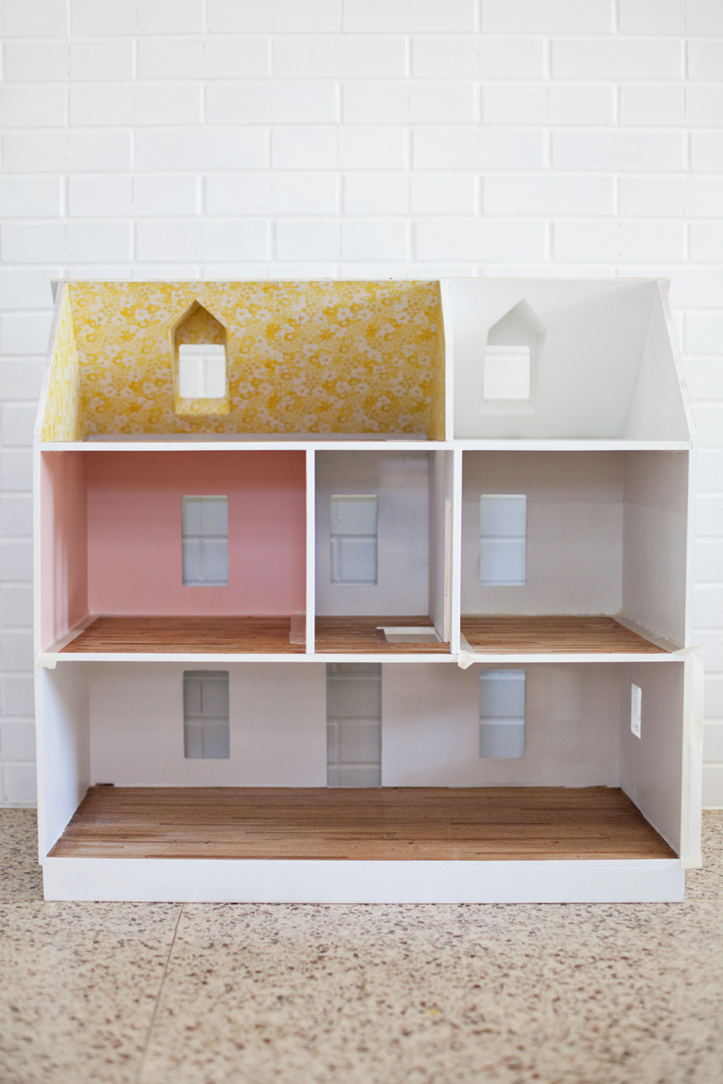 1:12 Modern Dollhouse Project