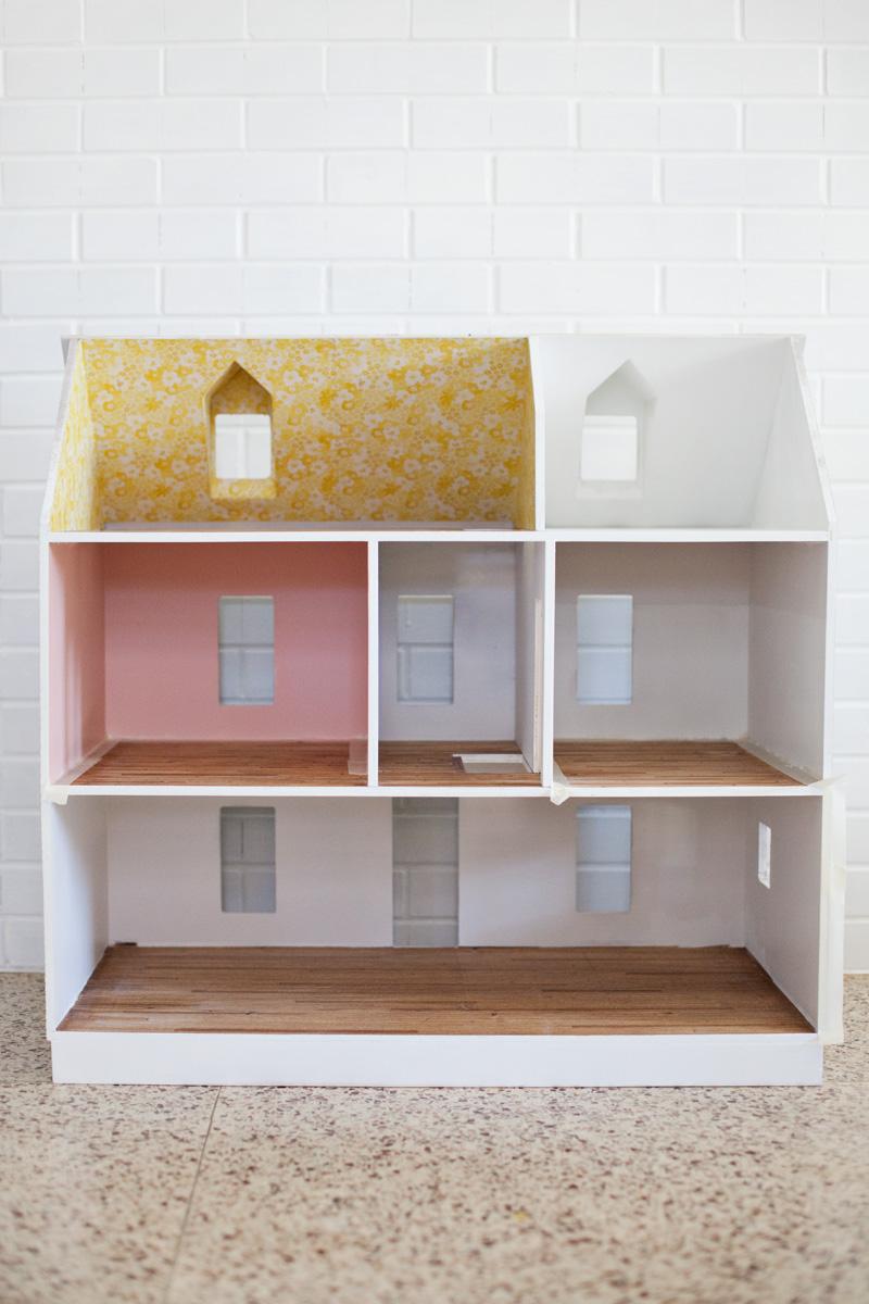 1:12 Modern Dollhouse Project