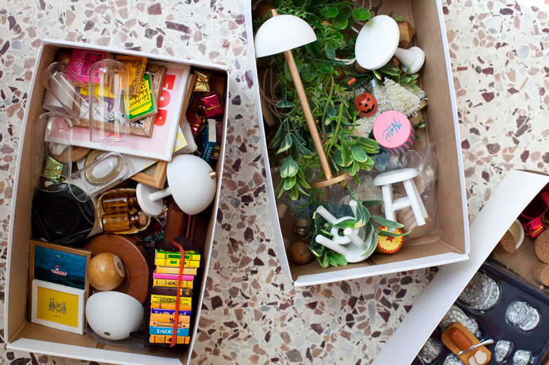 DIY dollhouse accessories
