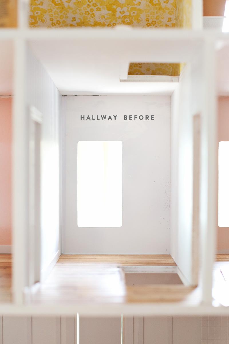 Dollhouse Hallway