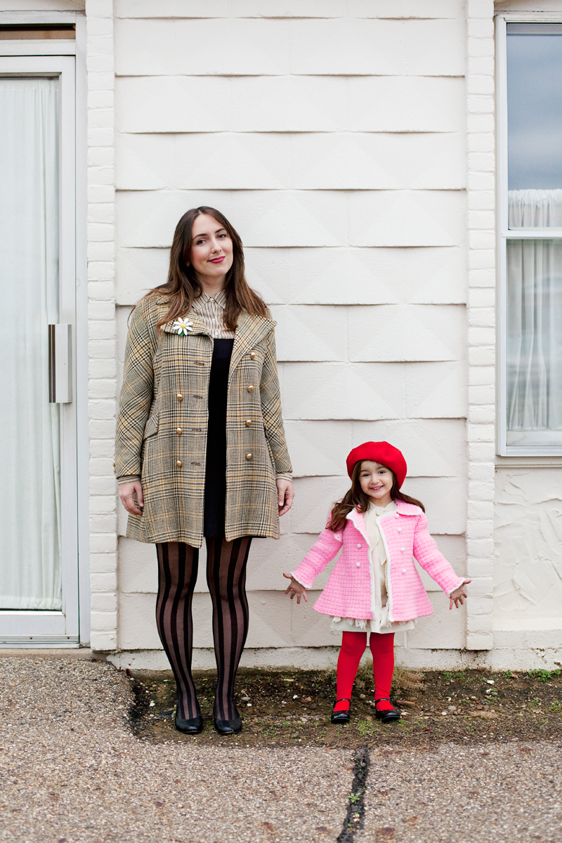 mother daughter vintage style blog