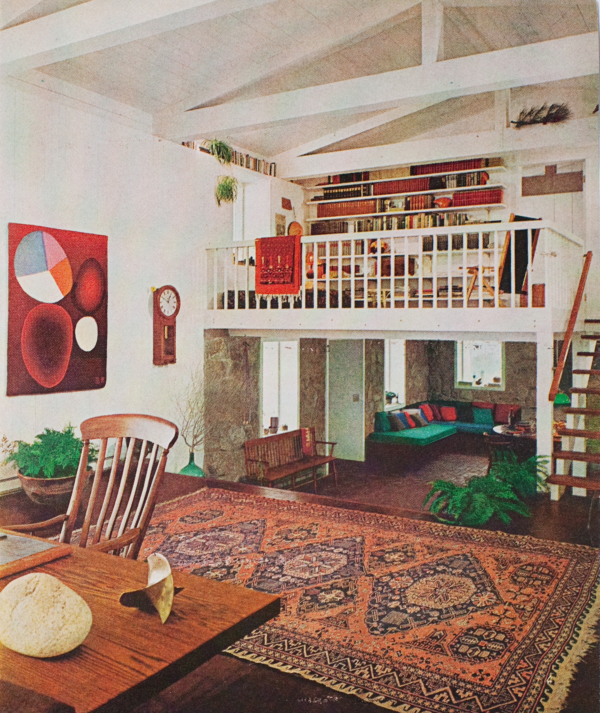 1970s magazine inspiration making nice in the midwest for Home decor 1970s