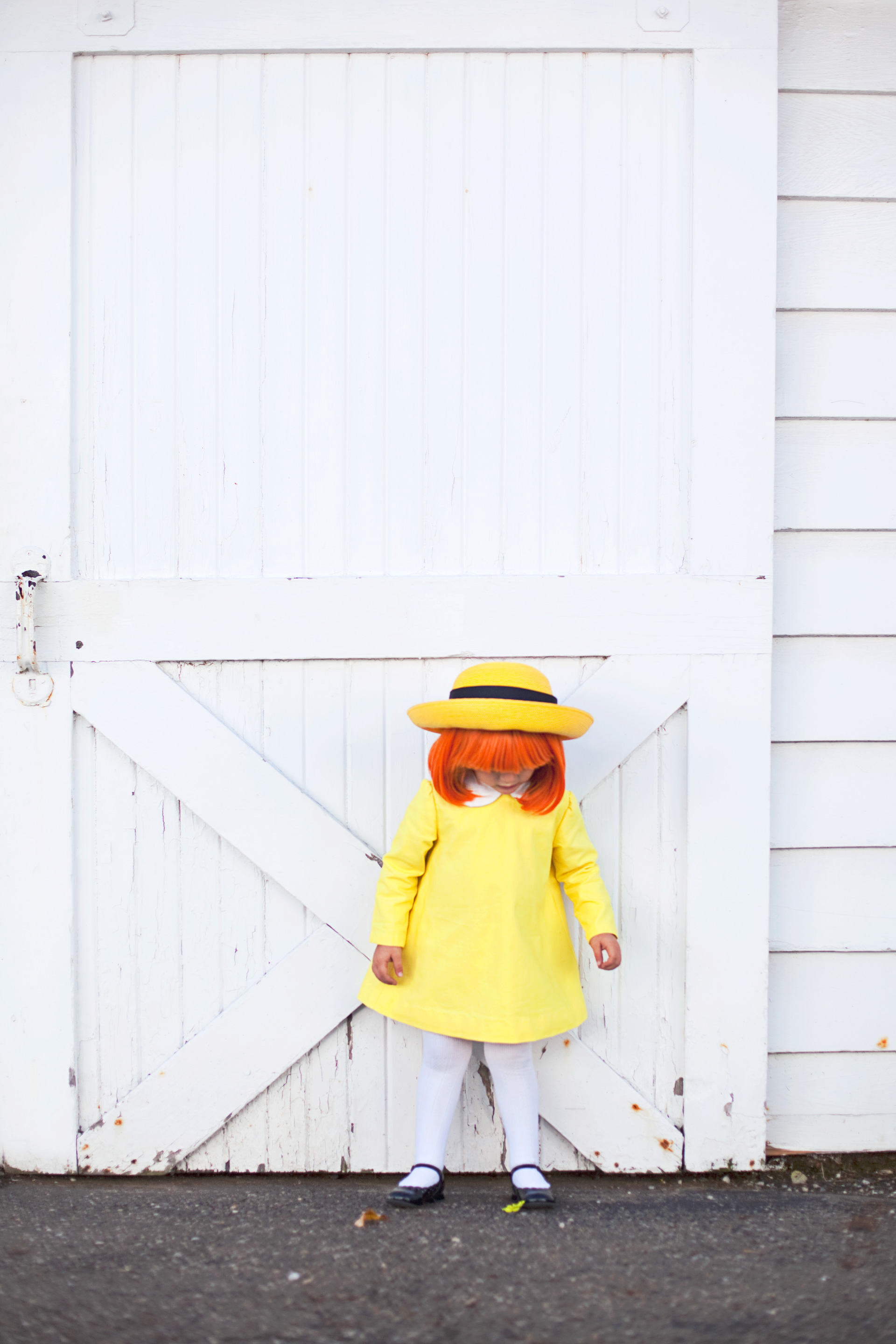 Madeline Toddler Costume