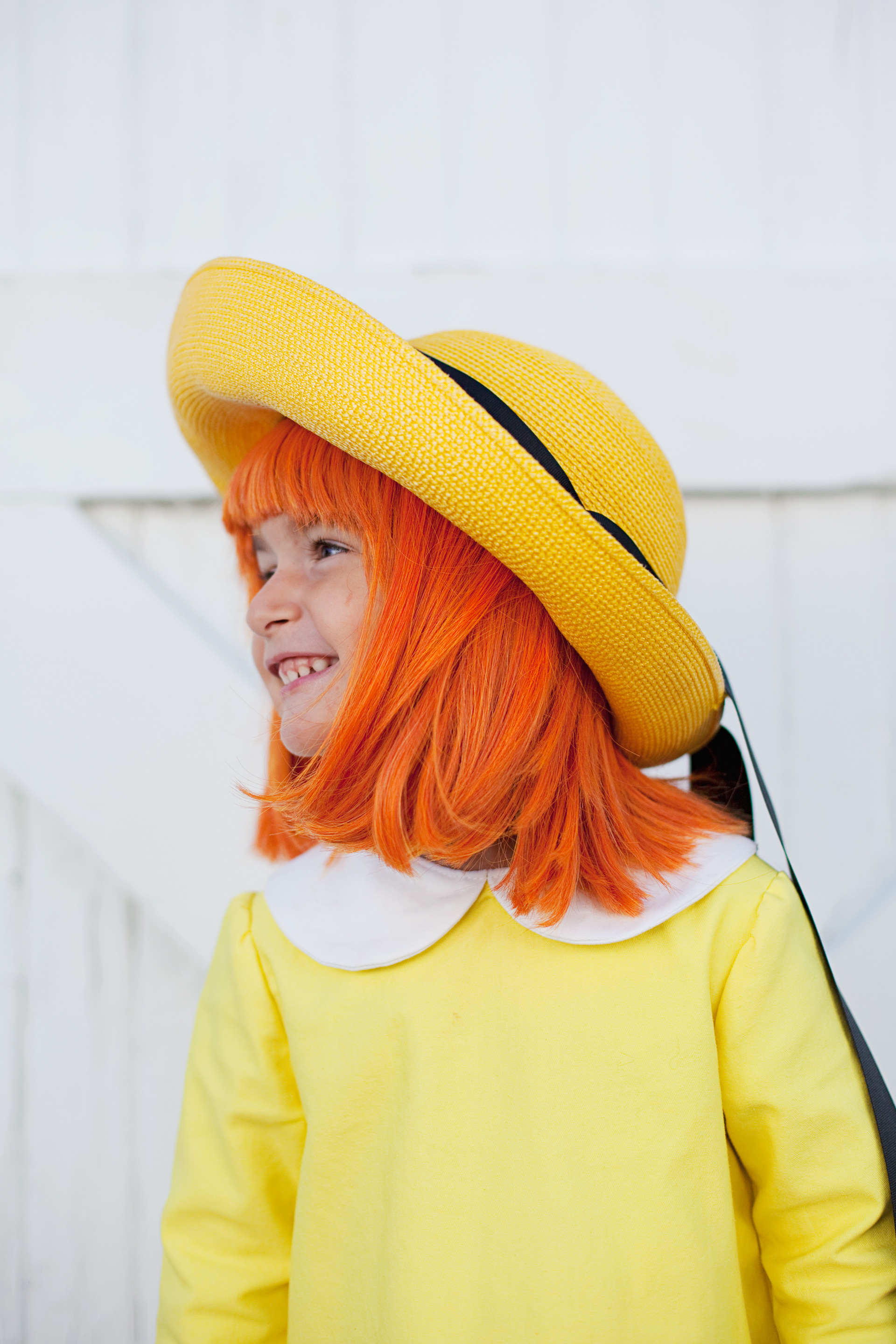 Madeline hat and wig
