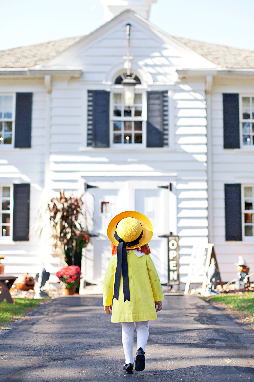 Madeline Halloween Costume