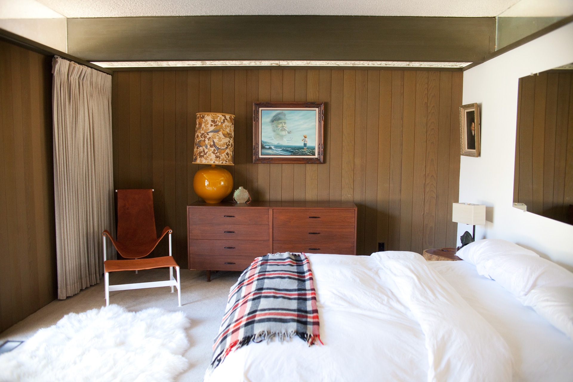 Glamping in Big Bear Lake, California