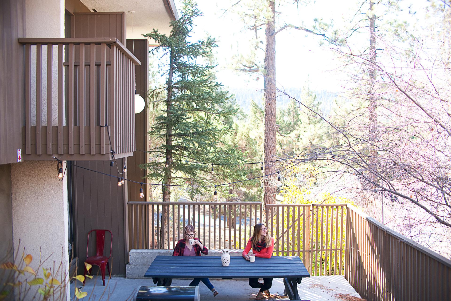 Modern Big Bear Lake Rental Cabin
