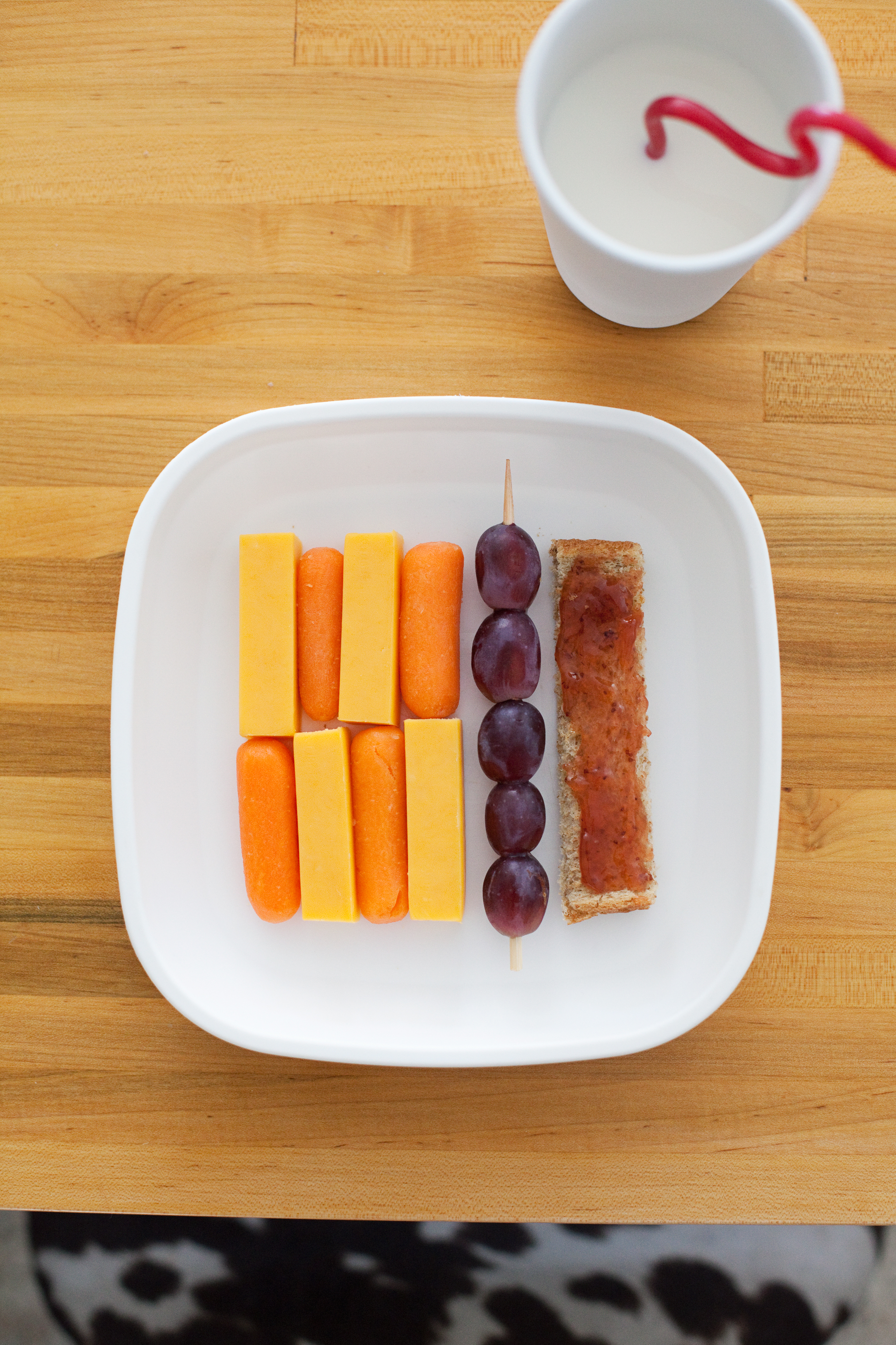 Easy Preschool Lunch Ideas