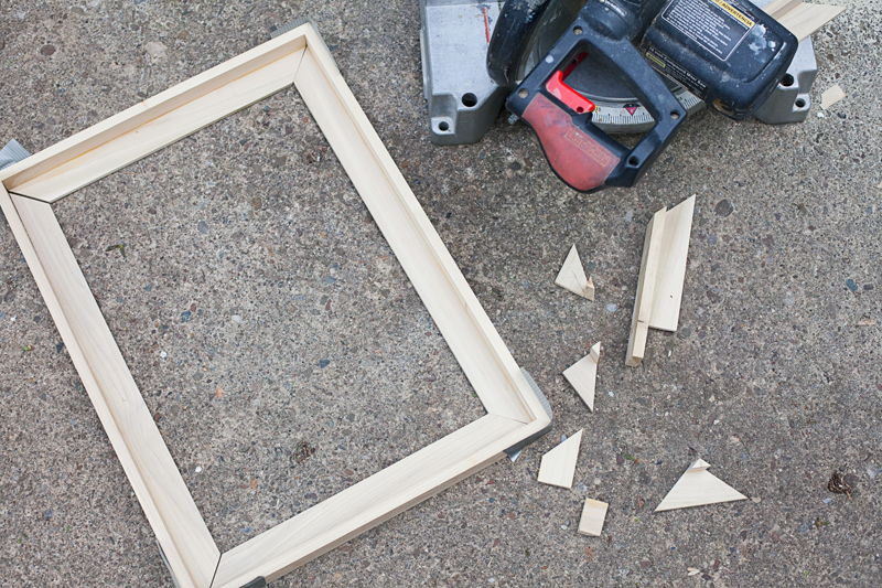 DIY frame building