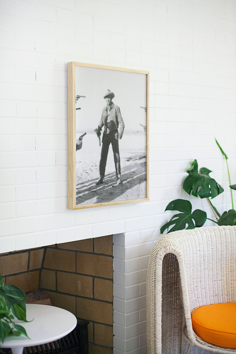 How to Stretch + Frame Canvas Art