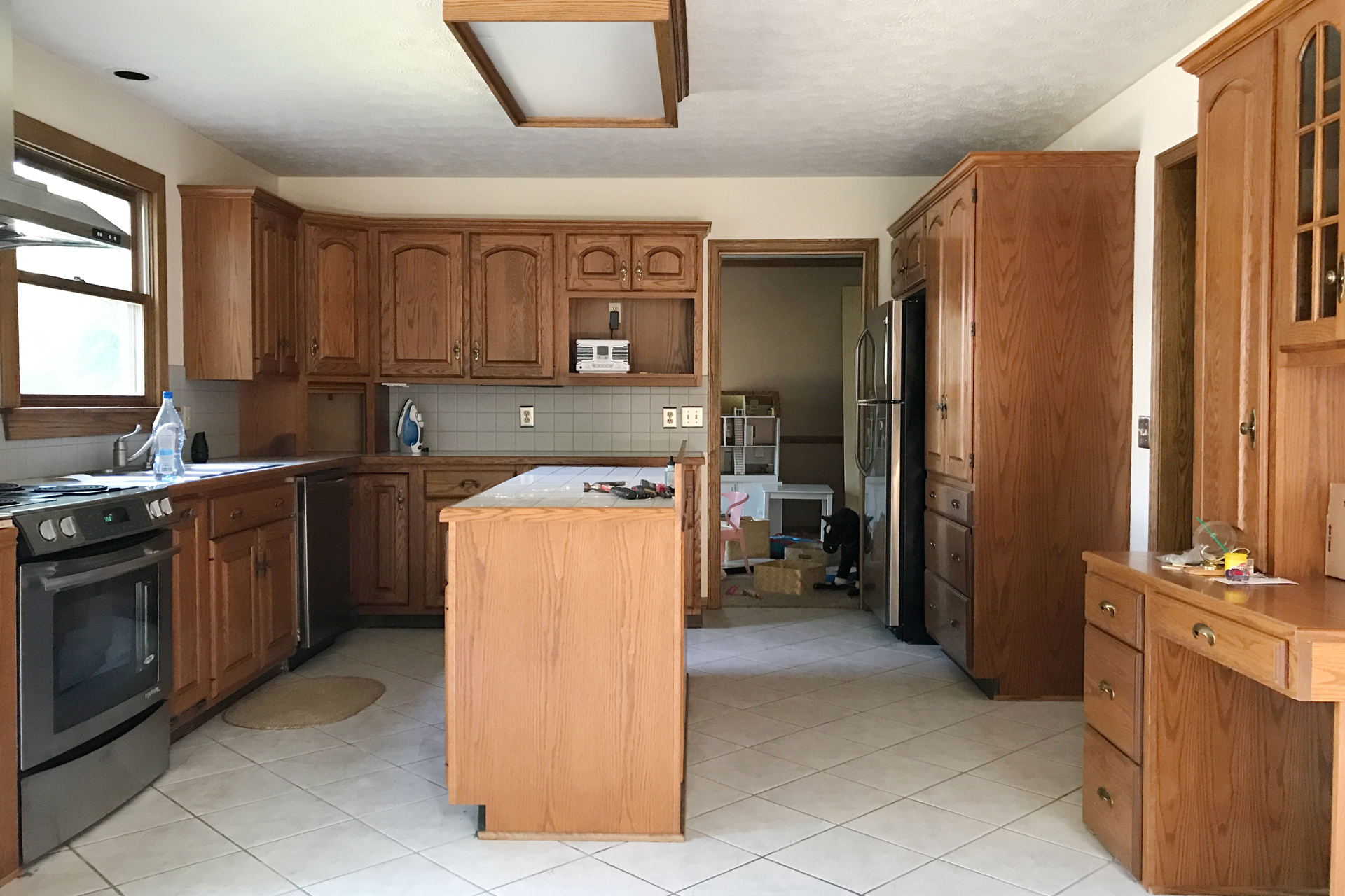 High Quality KITCHEN PROGRESS: Demolition And Appliance Shopping!