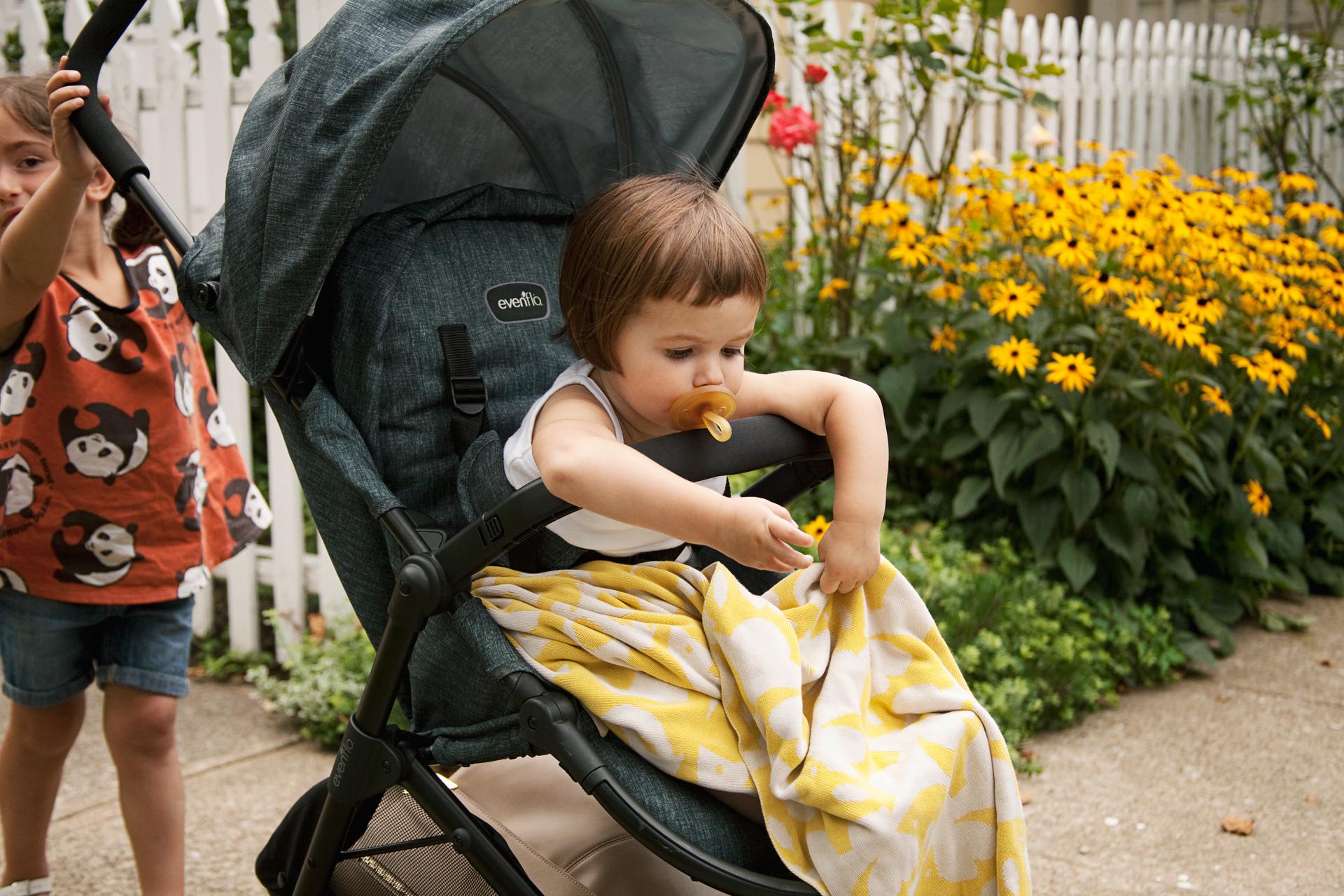 evenflo sibby stroller