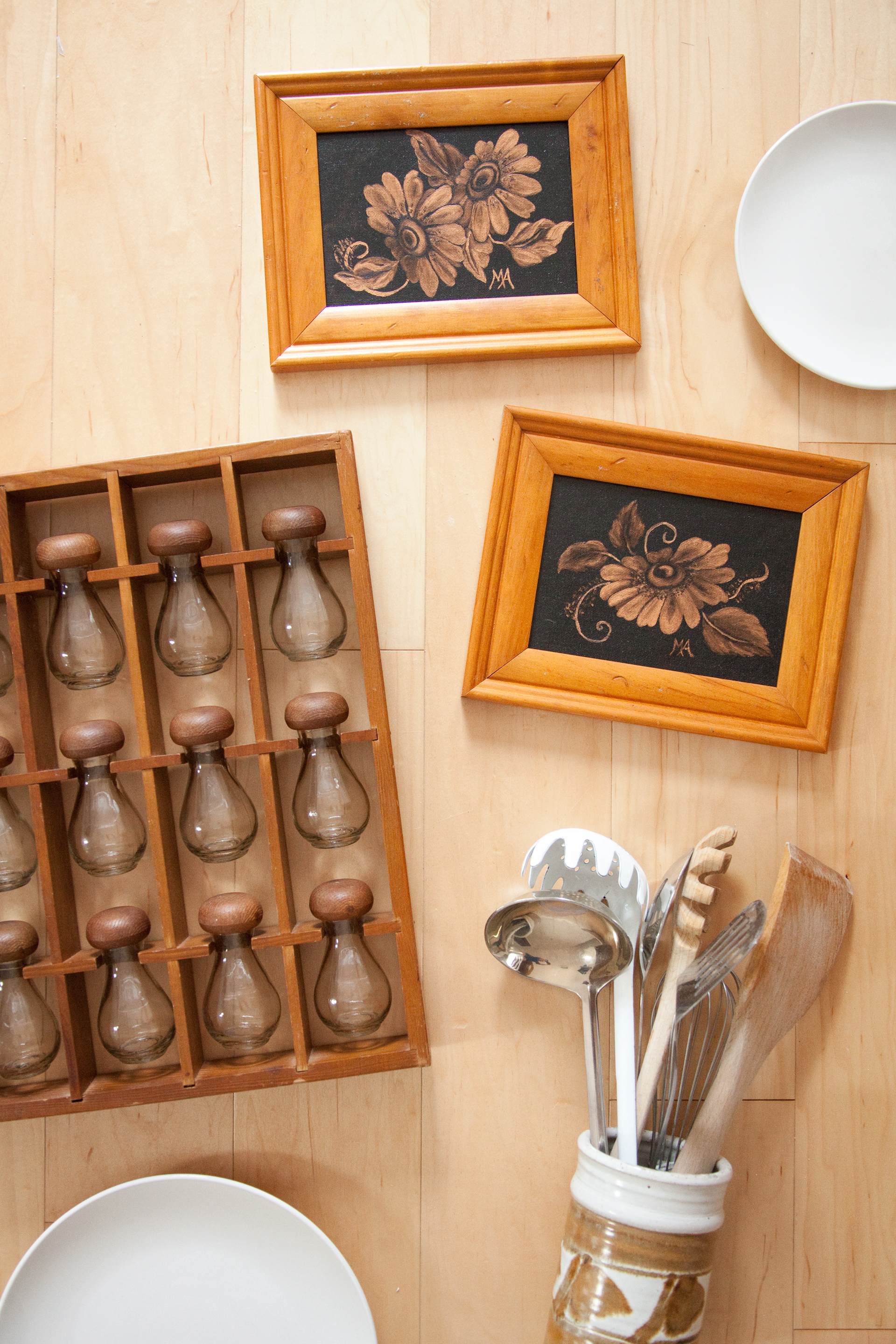 70s country kitchen accessories