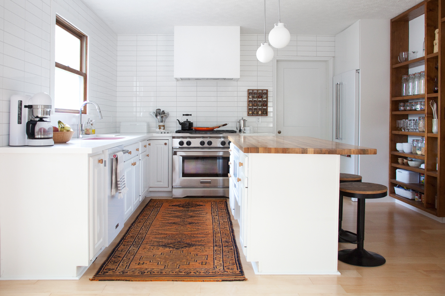 kitchen renovation Making Nice in the Midwest