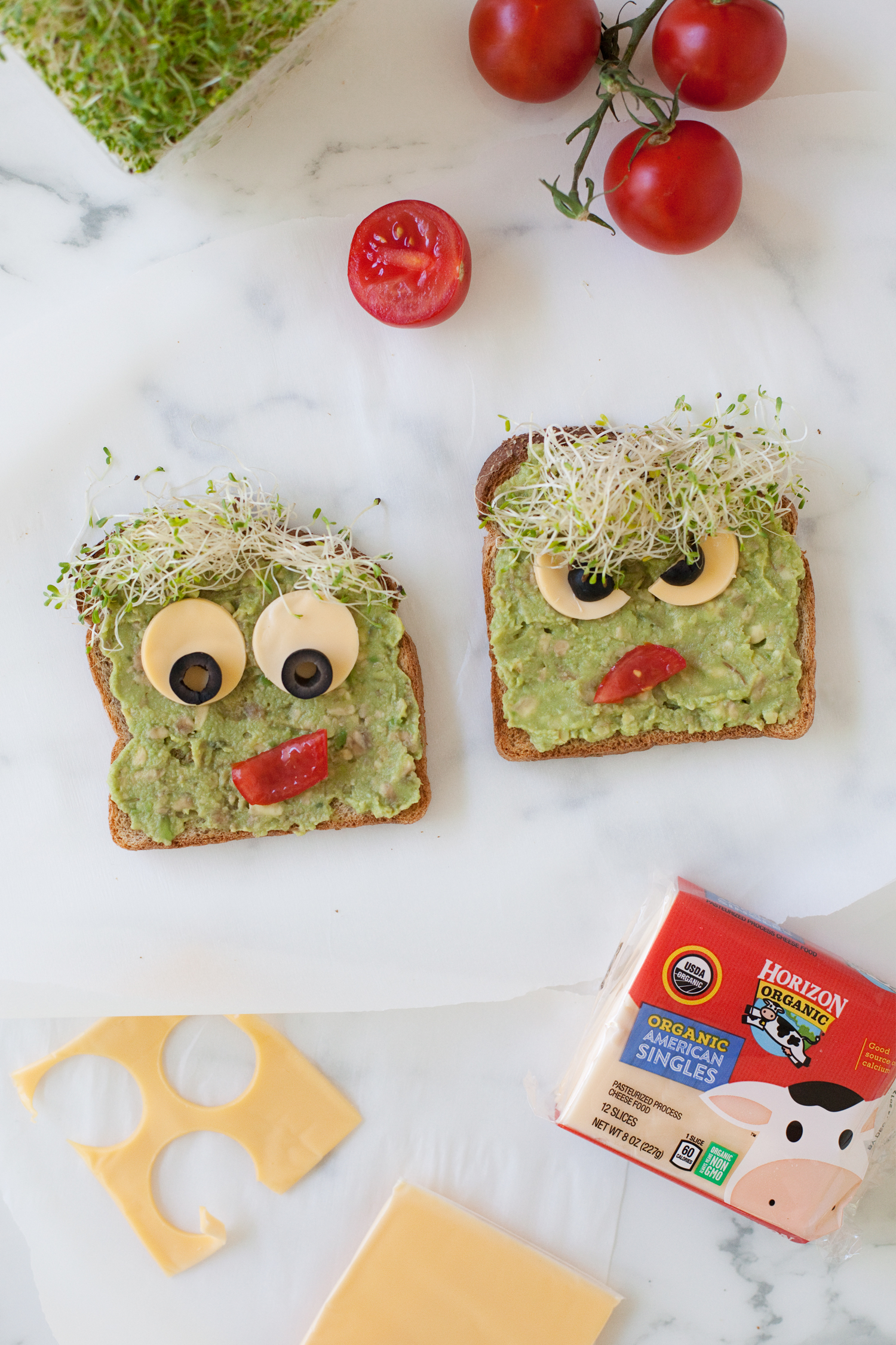 Monster Toast