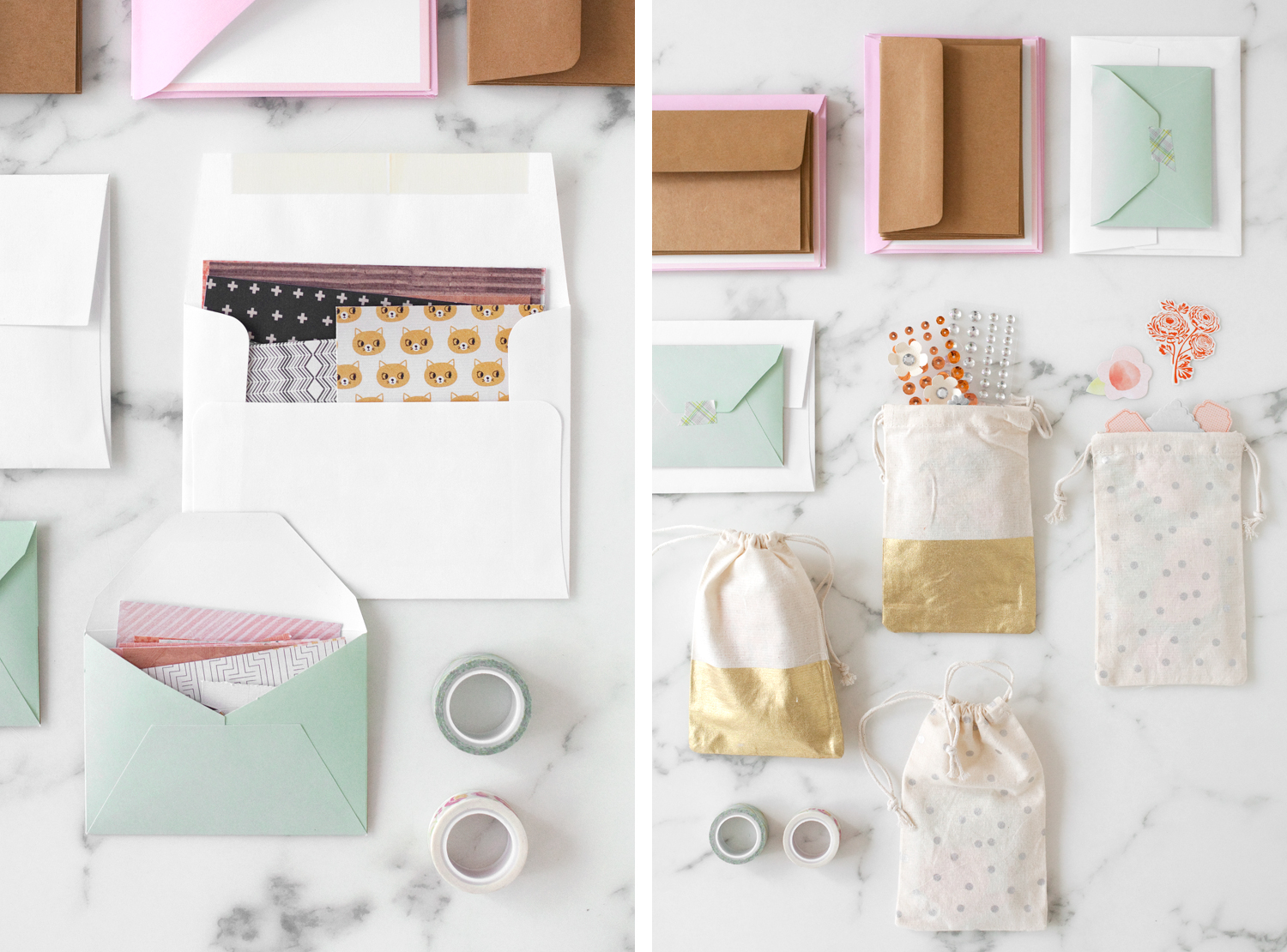 create a craft kit box