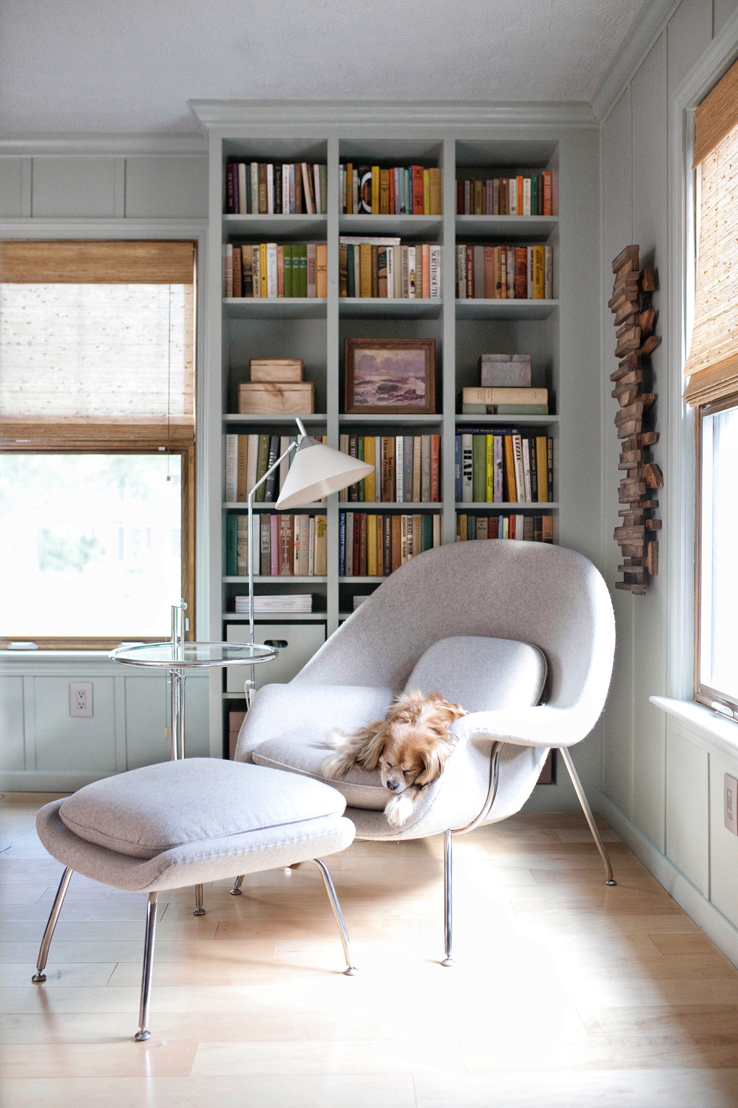 home library makeover