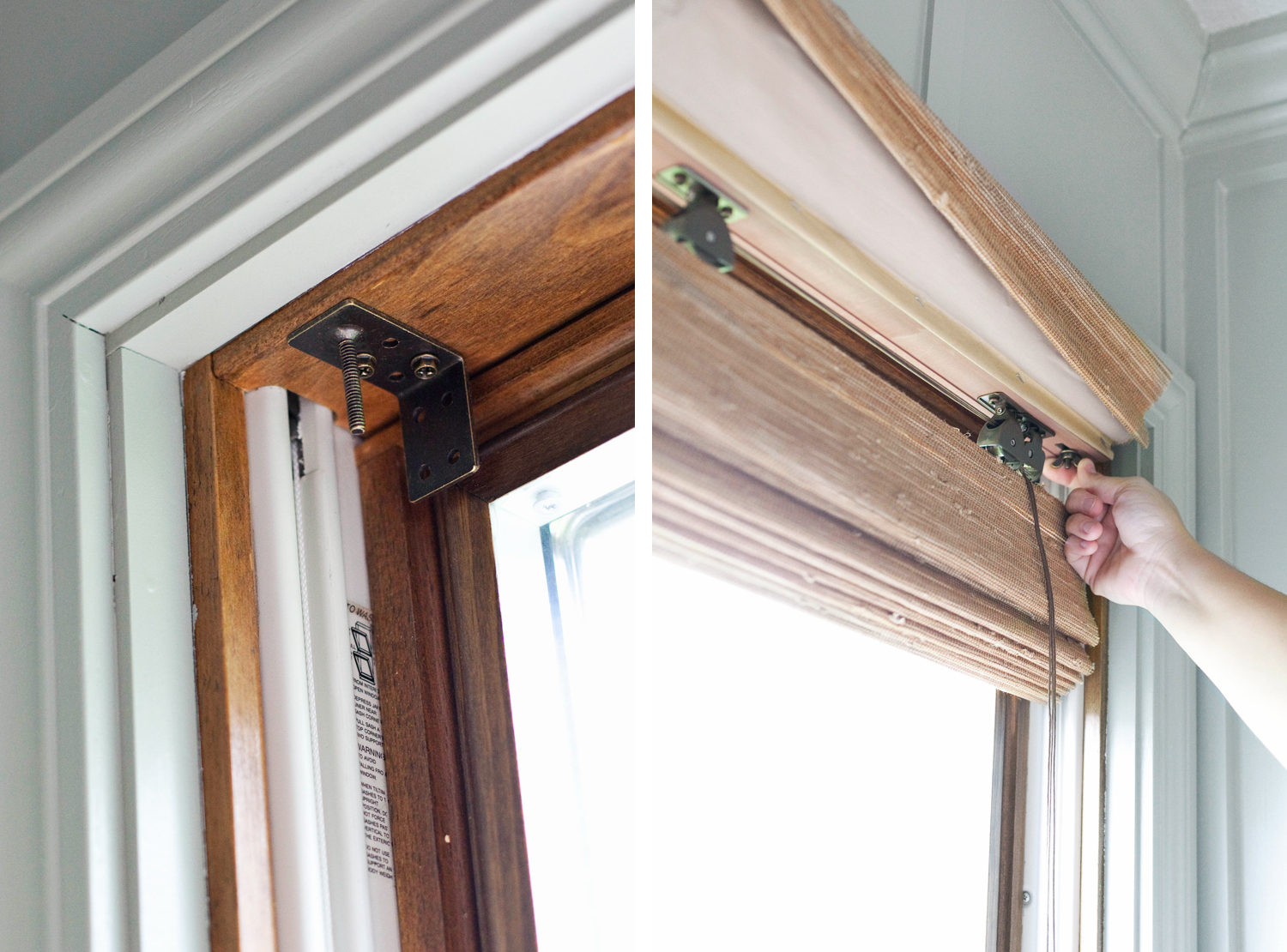 how to instal blinds from blinds.com