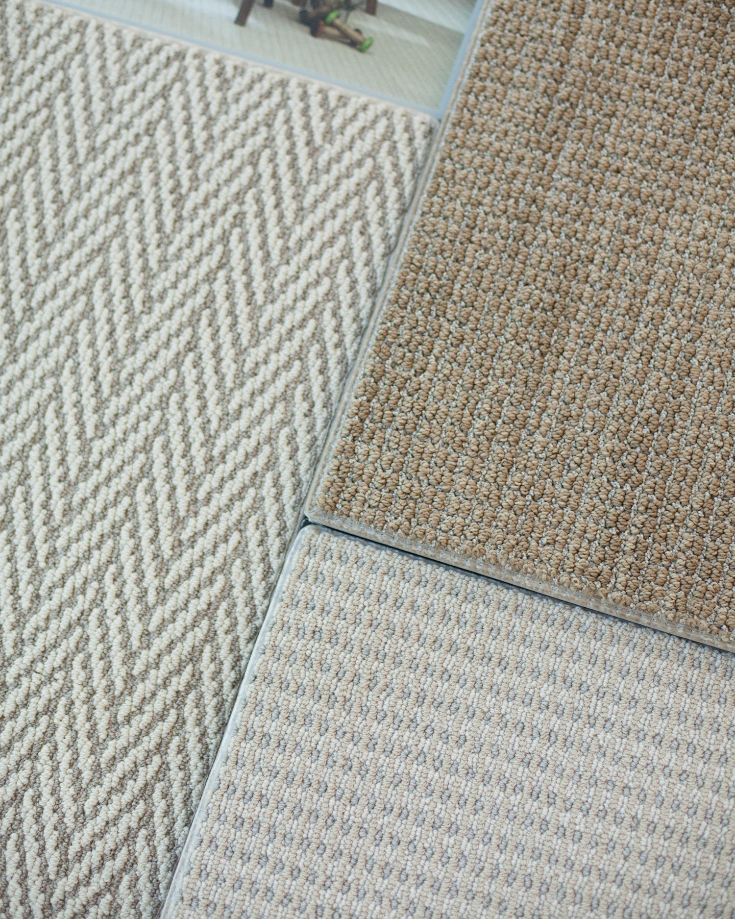 Stainmaster carpet options