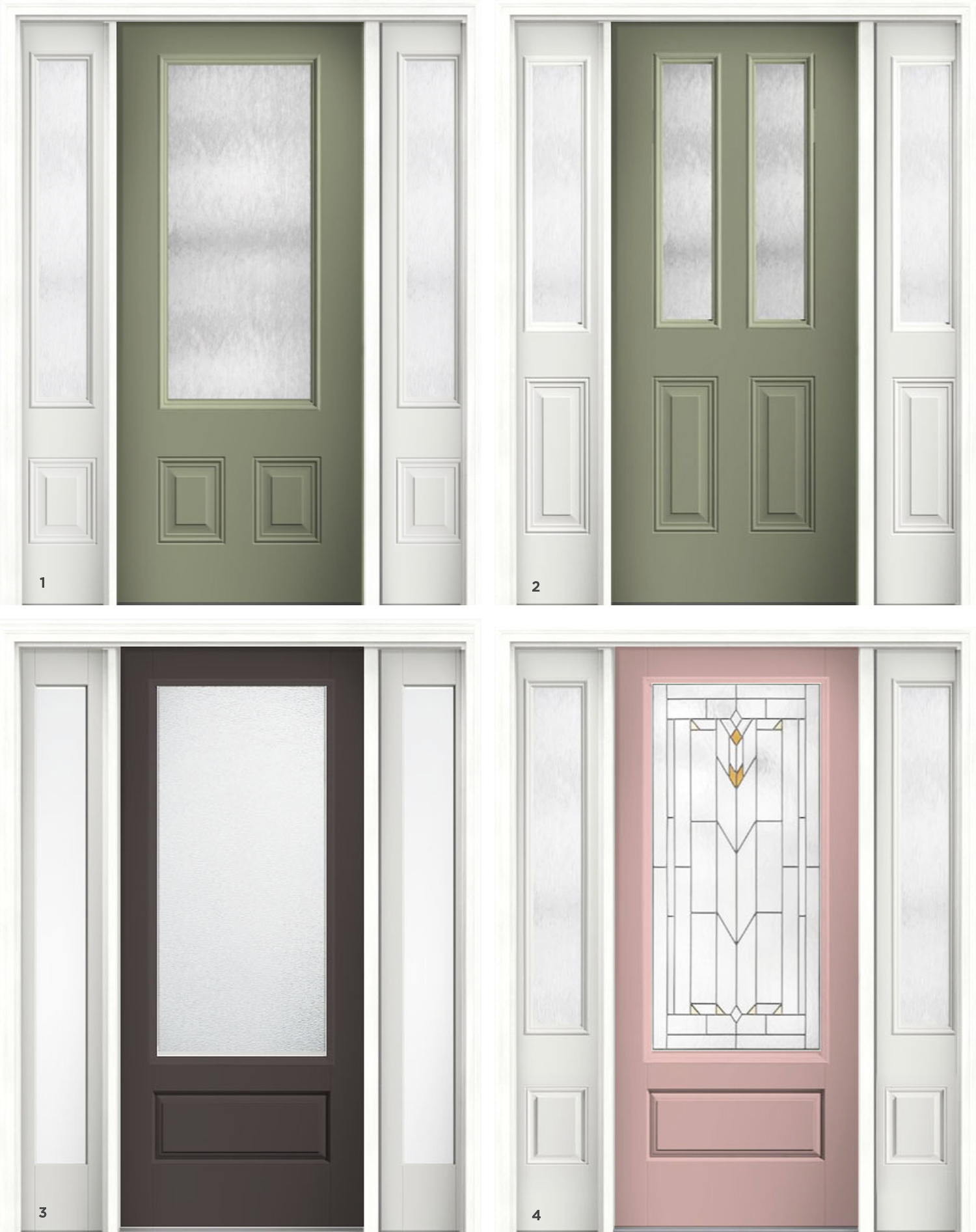ThermaTru Door Options